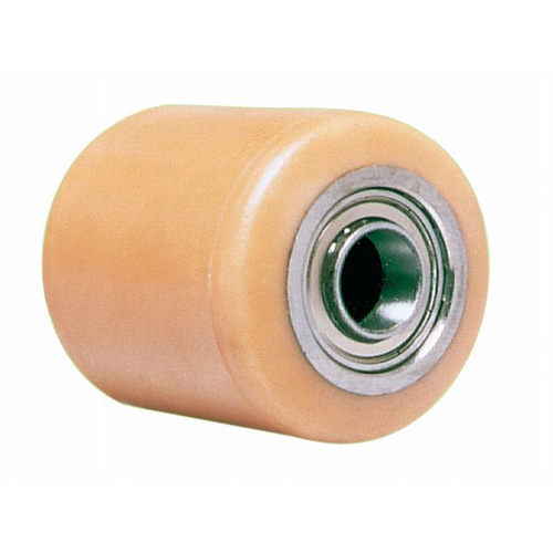 Vulkollan ® Pallet rollers with ball bearing