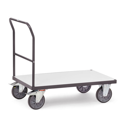 ESD Platform Trolleys - Conductive = avoids Electrostatic discharge