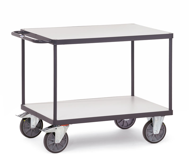 ESD Heavy load Table Trolleys - Conductive