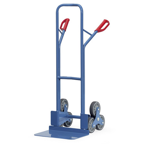 Stair climber truck - Load capacity 200 kg - Toe plate 300x480 mm