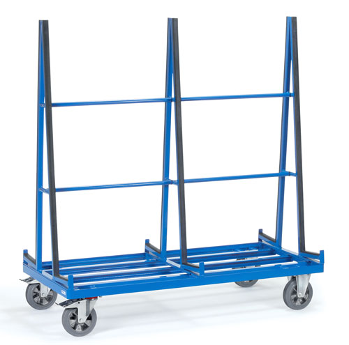 Sheet Material Trolley - 2 sided - Load capacity 1200 kg