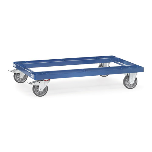 Light pallet dolly 1230x820mm, load capacity 500 kg