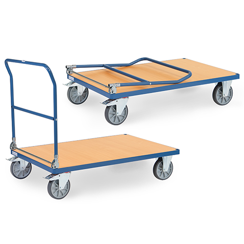 Load capacity Collapsible cart up to 600 kg