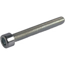 Steel screws fitting to expanders