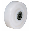 Heavy duty Polyamide wheels with precision ball bearing