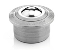 Heavy Duty Units - with Carbon Steel Load ball, Zinc Plated Housings