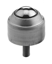 UNIVERSAL Thread Fixing Units - Carbon Steel Load ball, Zinc Plated Housings