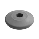 Wall protection made of elastic rubber - suitable for round tubes