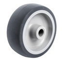 Picobello thermoplastic elastomer wheels with plain bearing