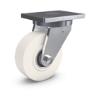 ROBUSTA Swivel castors with polyamide wheel