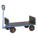 Turnable Trailer with 2 ends, height 300 mm