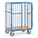 Parcel carts with double wing doors, height 1552mm
