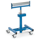 Roller support 150 kg, adjustable in height 780-1130mm