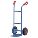 Sack truck with pneumatic wheels  - load capacity 200 kg