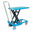 Manual Scissor Lift Tables - Lifting height until 1000 mm