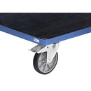 Option: Platform with grooved rubber, suitable for MultiVario transporter