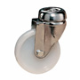 INOX swivel castor