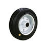 Anti-Static  - Solid rubber wheel