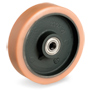 Vulkollan® Heavy duty wheel Ø 80 x 28 mm