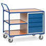 Light workshop cart 1000x600mm